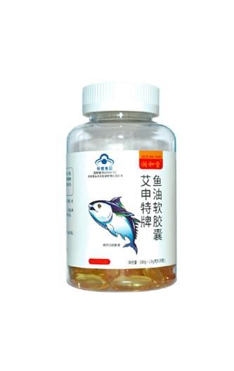 广州鱼油软胶囊